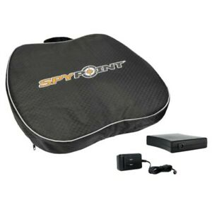 Spypoint Heated Seat Cushion Black Recharable