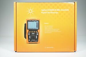 Keysight Used U1604b 40mhz Handheld Digital Oscilloscope