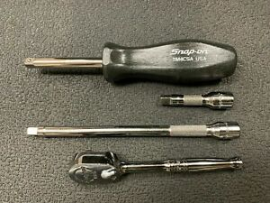 Snap On 1 4 Ratchet Extensions Hard Handle 1 4 Driver