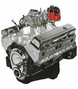 Blueprint Engines Crate Engine Sbc 396 491hp Dressed Model Bp3961ctc