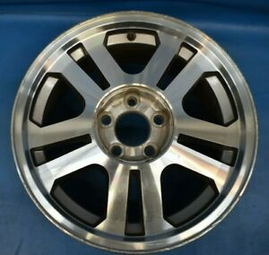 Ford Mustang 2005 2009 Used Oem Wheel 17x8 Factory 17 Rim Machined Grey