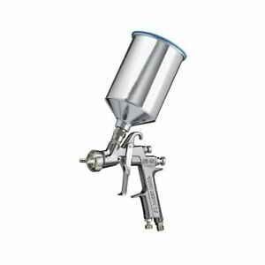Anest Iwata Hvlp Full Size Gravity Feed Spray Gun W 1 4 Tip And 1000ml Cup 5553