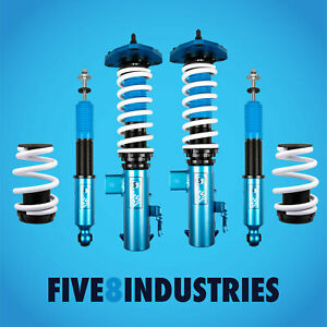 Five8 Industries Full Coilovers Height Adjustable For Toyota Matrix 2003 2008