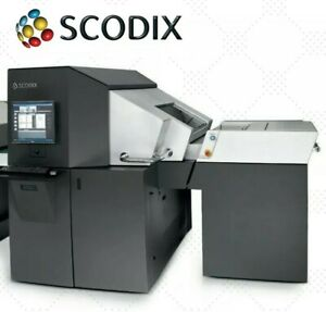 Scodix S75 Digital Enhancement Spot Uv Multilayer Press Stand Out From The Rest