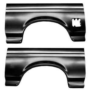 Wheel Arch With Door Lip For 87 96 Ford Bronco Pair