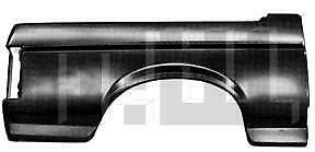 Complete Rear Quarter Panel For 87 96 Ford Bronco Right