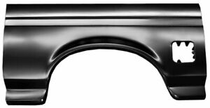 Wheel Arch Quarter Panel With Door Lip For 87 96 Ford Bronco Left