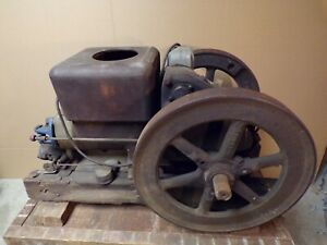 Antique Fairbanks Morse Model Z Gas Engine 3 H p Stationary Hit Miss Style