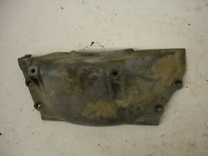 4 3 Automatic Transmission Alum Inspection Cover Gm 15562323 88 92 Chevy Gmc