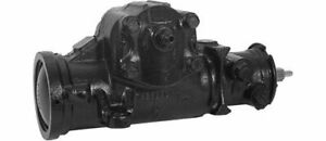 Cardone 27 6530 Steering Box Remanufactured Power Assist Each