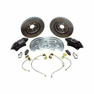 Ford Racing M 2300 s Brake Upgrade Front 14 In Solid
