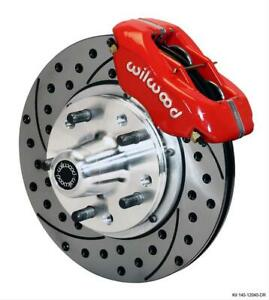 Wilwood Dynalite Pro Series Front Disc Brake Kits With Srp Rotor 140 12040 dr