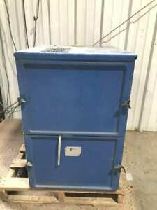 Donaldson Torit 60 Cab 3 4hp Cabinet Dust Collector 115 208 230v 1ph