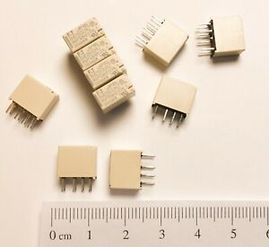 10 Pcs Fujitsu Ftr b4cb009z 9v Volt Ultra Miniature Latching Relay