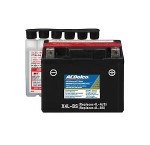 Acdelco 88863508 Battery Powersports Agm 12 Volt 40 Cca Arctic Cat