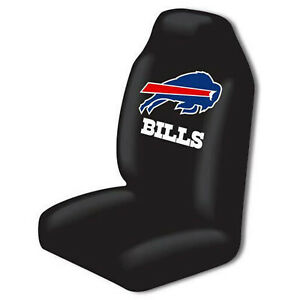 New Nfl Buffalo Bills High Back Seat Cover Northwest Universal Fit 1pc