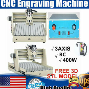 3 Axis 3040z Cnc Router Engraver Engraving Milling Woodworking Machine handwheel