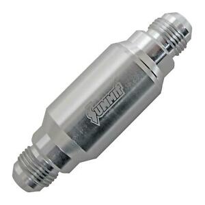 Summit Racing Full Flow Fuel Filter 8 An Male Inlet 8 An Male Outlet 230107