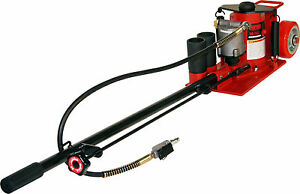 Norco 72090a 20 Ton Air hydraulic Axle Floor Jack 8 3 4 To 23 1 2