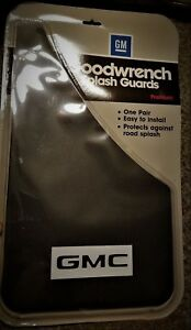 Gmc Truck Nos Splash Guards Or Mud Flaps New Gm