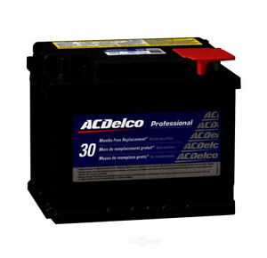 Battery Silver Acdelco Pro 47ps