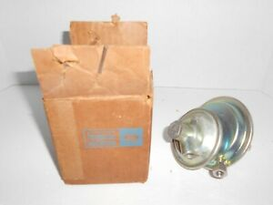 56 Ford Dual Distributor Vacuum Nos free Shipping In Usa Only