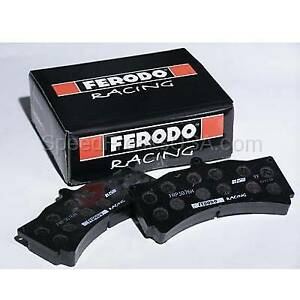 Ferodo Ds2500 Frp501h Willwood Replacement Pads