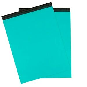 Teal X large Poly Mailers 22x28 Pack Of 50