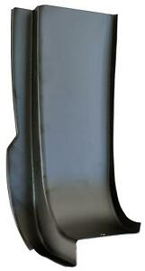 Lower Door Post Panel For 62 88 Jeep Willys Right