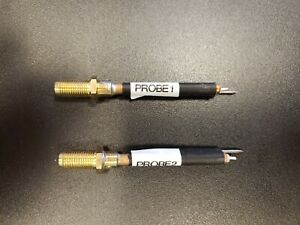 Rf Probes For Test And Measurement