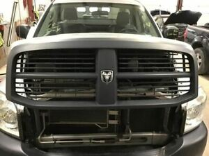 Grille 06 07 08 Dodge Ram 1500 Pickup Painted Surround Black Inserts 1586057