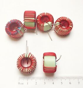 X10 Pulse Electronics 75uh 3a 100m Ohm 20 Power Inductor Coil Toroid