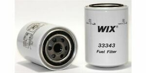 Wix Filters 33343 Fuel Filter Replacement Each
