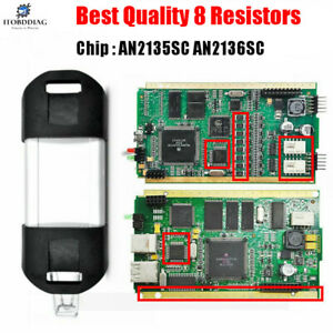 Can Clip V178 For Renault Diagnostic Interface Full Chip Clone Rlt2002 Proble