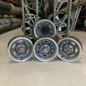Classic Chevrolet Wheels Set Of Four 14x6 5x4 75