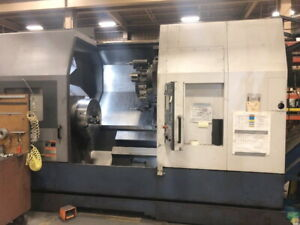 2001 Mori Seiki Sl 603bmc 1000 Turning Center Cnc Lathe