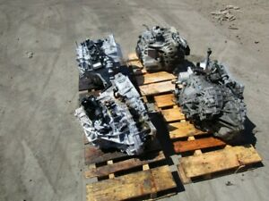 05 15 Toyota Tacoma 4wd 5 Speed Manual Transmission Assembly 90k Miles Oem