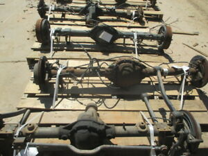 2004 Toyota 4 runner 2wd Rear Axle Assembly Oem 3 91 Ratio 137k