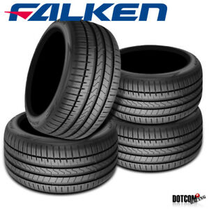 4 X New Falken Azenis Fk510 245 40zr17 Xl Summer Ultra High Performance Tires
