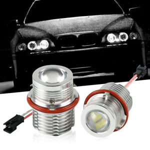 High Power Error Free 120w Led Angel Eyes Halo Ring Lights Fits For Bmw E39 E60