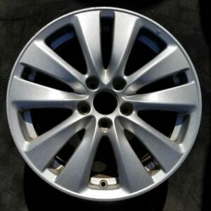 17 Inch Honda Accord 2011 2012 Oem Factory Original Alloy Wheel Rim 64015a