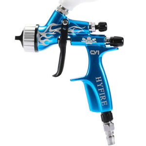 Replacement Devilbiss Cv1 1 3mm Nozzle Professional Spray Gun Cars Paint 600ml