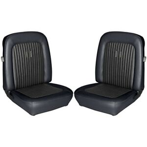 1968 Mustang Convert Shelby Deluxe With Comfortweave Inserts Upholstery Set