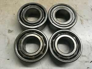 Double Ball Bearing For Vintage Blower Supercharger Drive Snoutw 1 1 8 Shaft