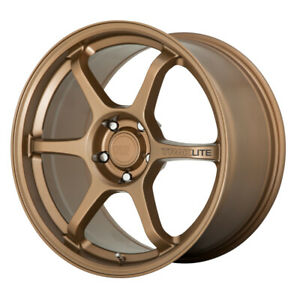 Motegi Mr145 Traklite 3 0 17x8 5 5x112 00 Offset 42 Matte Bronze Quantity Of 4