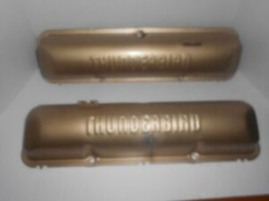 Ford Thunderbird Pair Of Valve Covers Excellent Condition Free Shipping