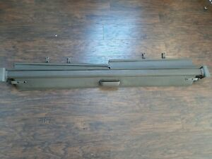 1996 2002 Toyota 4runner Retractable Cargo Shade Cover Trunk Brown