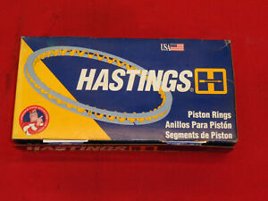 New 409 Chevy And B440 Mopar Hastings Piston Rings