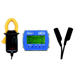 Supco Dvcv True rms Dataview Current And Voltage Datalogger