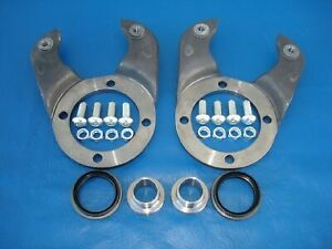 1937 38 39 40 41 46 47 48 Early Ford Spindle Disc Brake Kit 4 1 2 Bolt Pattern